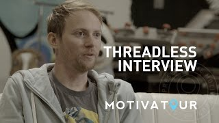 Jake Nickell of Threadless Interview - Give Your Pitch a Test Drive [Scion Motivatour]