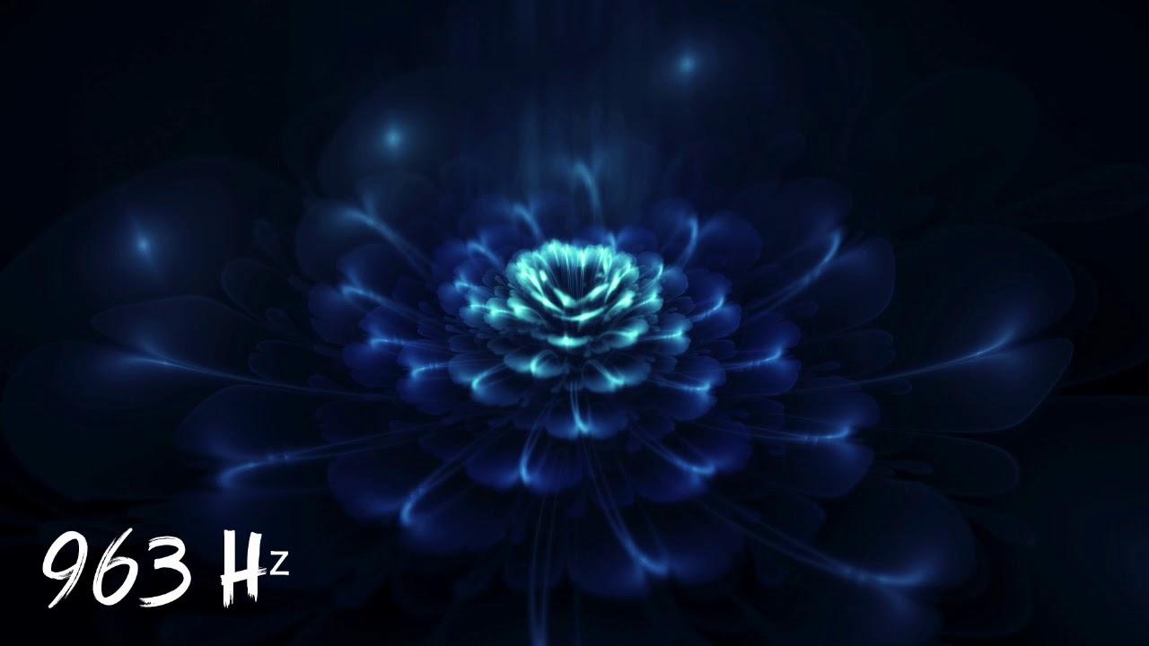 Frecuencias de 963 Hz de la Ascension de Solfeo  Unidad con la Luz del Espiritu Divino