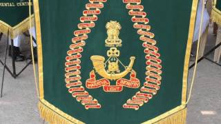 Sainik School Bijapur, Maratha Light Infantry insignia