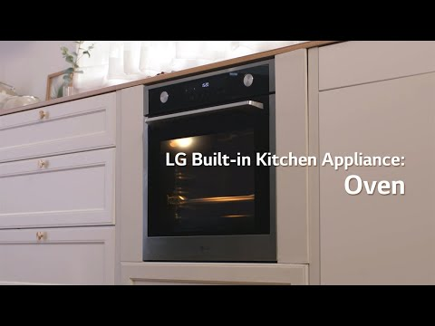 LG Built-in Kitchen Appliance – Oven