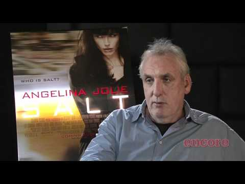 Salt - Interview with Australian director Phillip Noyce
