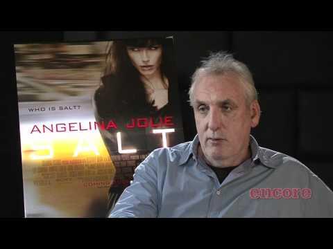 Salt   with Australian director Phillip Noyce