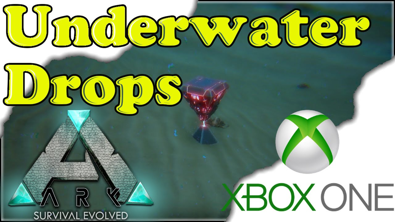 Ultimate guide to all the underwater drops ark survival evolved ultimate guide to all the underwater drops ark survival evolved xbox one youtube malvernweather Gallery