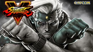 Street Fighter 5, NASH - Best Strategical movements, Ecape & combos in Rank Match.