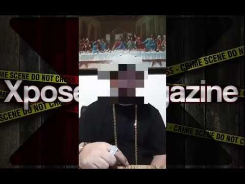 Masacre Declara Para Xposed Magazine De Parte De El Máximo Líder Del Cartel  Los Del Corazón Negro