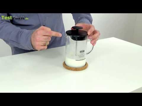 Bodum Latteo Milchaufschäumer Test