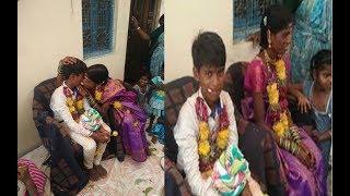 Download Video ১৩ বছর বয়সী ছেলের সঙ্গে ২৩ বছরের এক যুবতীর বিয়ে দিলেন ছেলের মা !!! MP3 3GP MP4