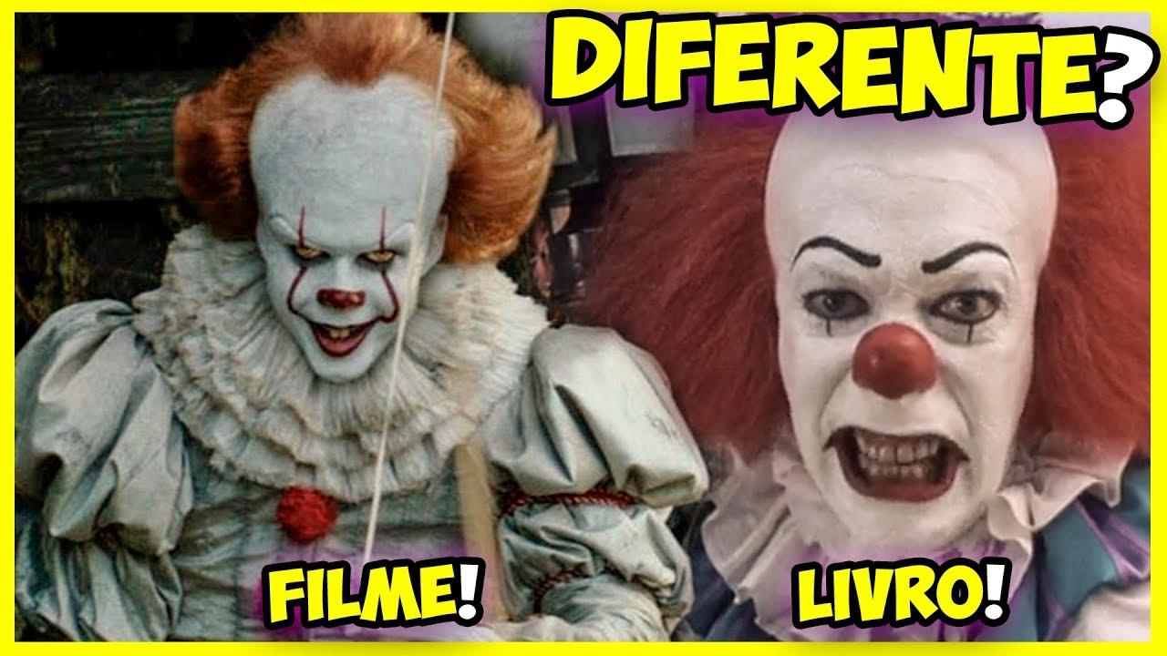 It, a Coisa? Filme vs Livro! Quais as diferenças?