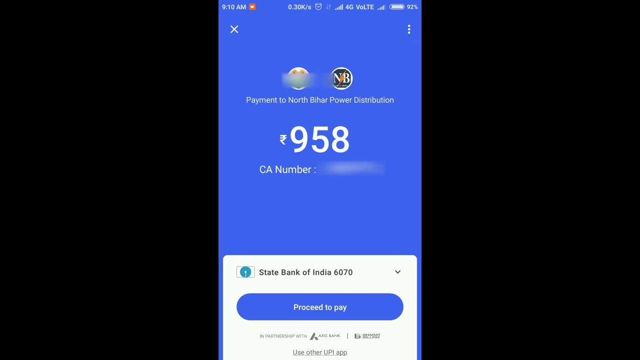 How To Use Google Pay / Google Tez App To Pay Electricity Bill