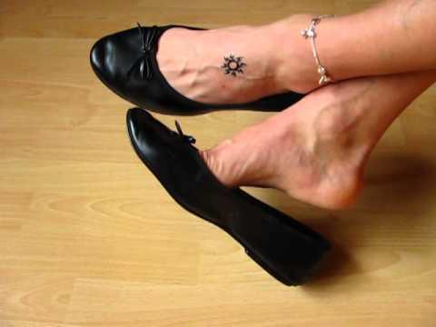 Black Friday Ballet Shoes