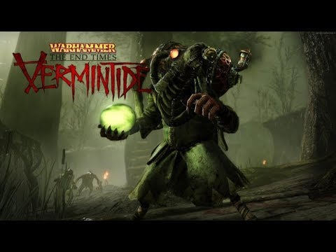 CARRY MODE - ENGAGED | Warhammer: End Times - Vermintide | Waterfront | Normal