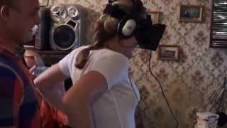 Виртуальная реальность на Новоселье 3 / Oculus Rift on the house-warming 3