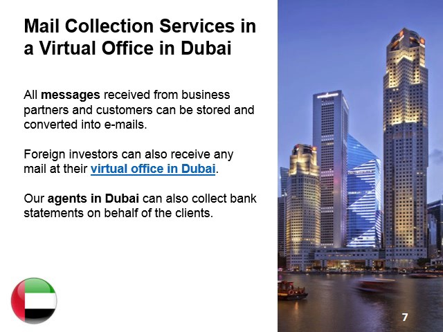 Virtual Office in Dubai