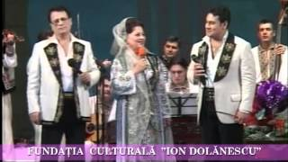 Ion Dolanescu in trio cu Ionut Dolanescu si Maria Ciobanu (Concert 2007)