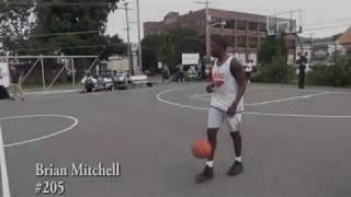 BRIAN MITCHELL BASKETBALL HIGHLIGHT