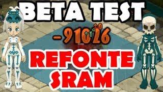 WAKFU - BETA TEST SRAM MON AVIS ! TOP TIERS CLASSE ?