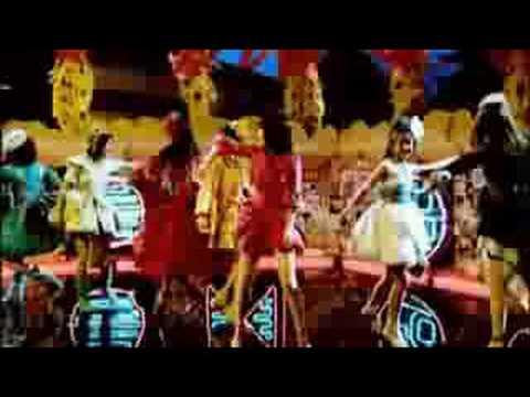 °C-ute - Edo no Temari Uta II  (Dance Shot Ver)(Lyrics)