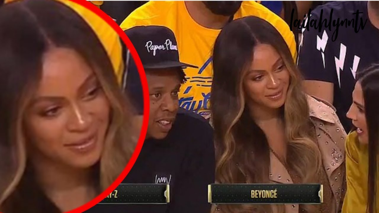 first rate 10b4d 8b89d Beyonce SHOVES A Woman For Cutting Across Her To Talk To Jay Z?!