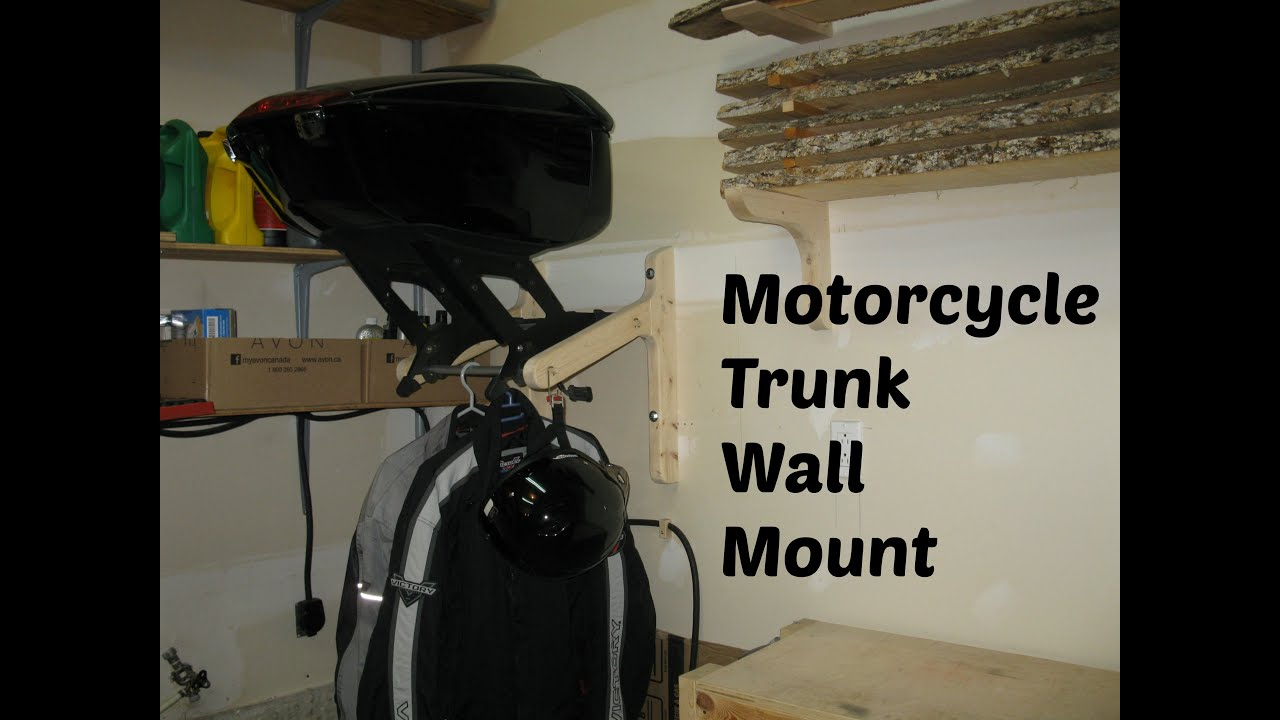 Victory Cct Trunk Wall Mount Youtube
