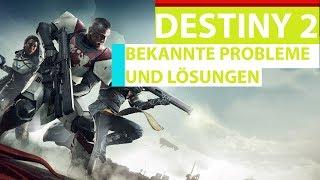Destiny 2 Pc Info - Bekannte Probleme & Lösungen