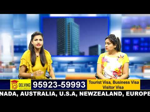 Tourist/Business Visa Guidance TV Show