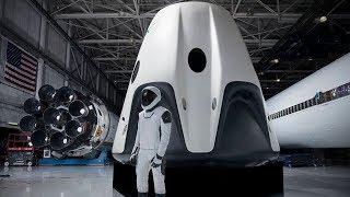 SpaceX enverra des hommes dans l