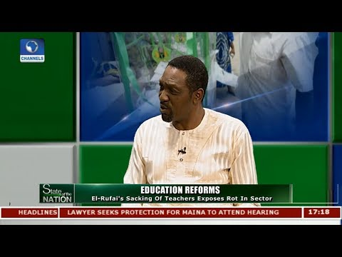 Focus On Education Reforms In Nigeria | State Of The Nation |