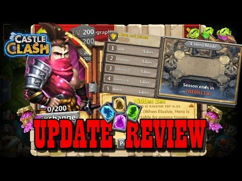 NEW UPDATE FULL REVIEW! RONIN+SQUAD SHOWDOWN+ More...CASTLE CLASH