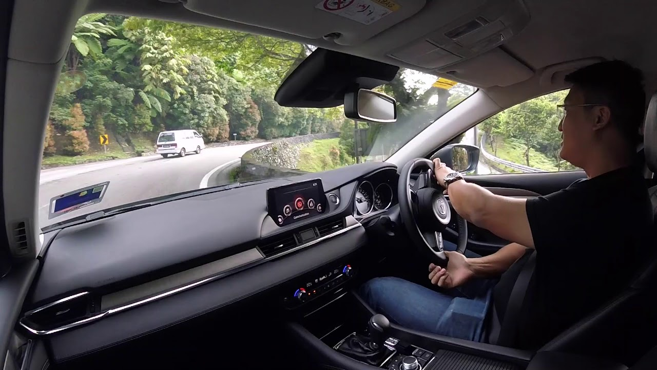 Genting run review: 2019 Mazda 6 SkyActiv-G 2 0 without paddle shifters |  Evomalaysia com