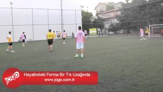 1.Gentleman Team - 2.Sporting Ayvalı / ANKARA / iddaa Rakipbul Ligi 2014 Kapanış Sezonu
