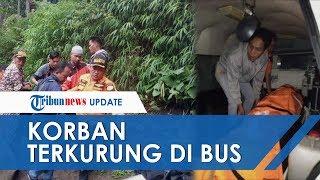 Tim Forensik Ungkap Penyebab Banyaknya Penumpang Bus Sriwijaya yang Tewas, Korban Terkurung di Bus