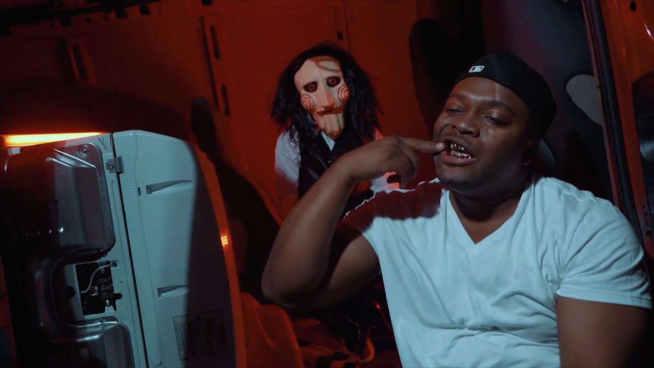 "HitmanFloyd ""Said Sum"" official music video Halloween Edition (MoneyBagg Yo Beat)"