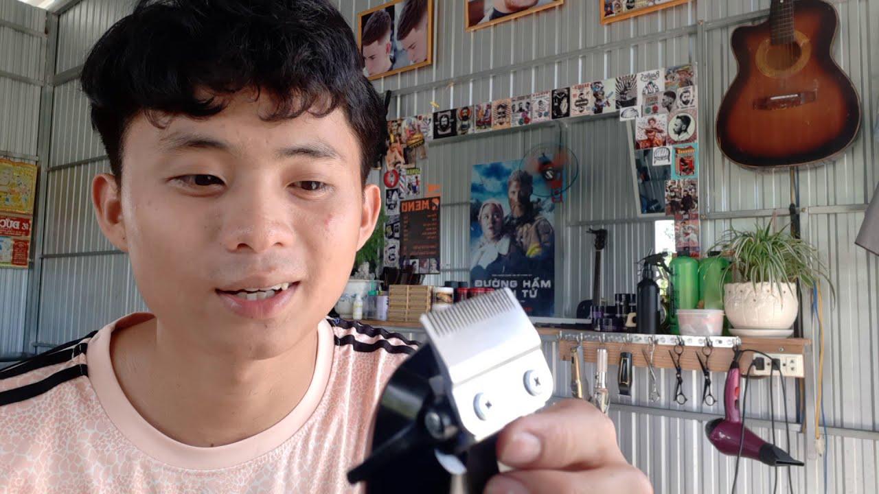 Tông đơ cắt tóc jame 7502 mua trên lazada sao 1 năm sử dụng -  ViệtGiảiTrí360.vn