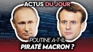 Macron piraté par Poutine, agression à Paris, hommage à Samuel Paty, Nigéria révolté.. Actus du jour