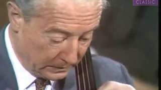 Pierre Fournier - March for solo cello - Prokofiev