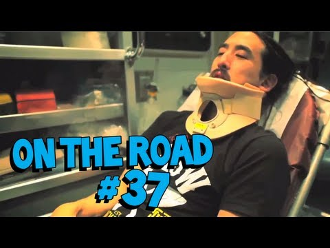 Puerto Rico Stage Dive Trampoline Fail - On The Road w/ Steve Aoki #37 Thumbnail image