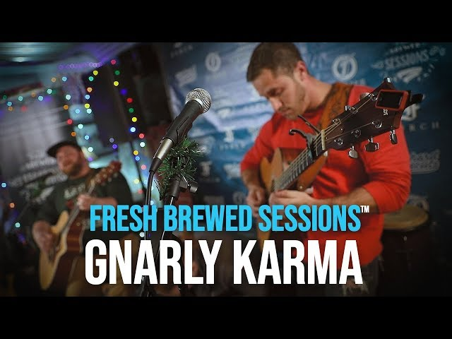 #acoustic #singersongwriter Gnarly Karma | Stand Up | Fresh Brewed Session
