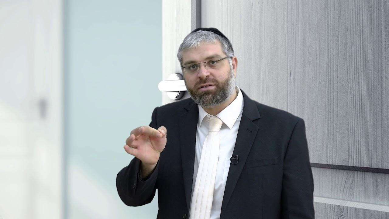 הרב מיכאל כהן - עצלן כמו דלת HD