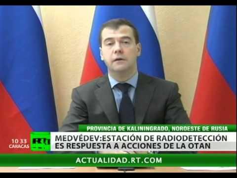 Refuerzo defensivo: el presidente ruso pone en marcha un nuevo radar contra el escudo antimisiles