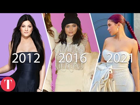 Keeping Up With The Kardashians Fashion From Episode 1 To The Final Season