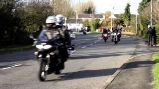 Bottesford Xmas Toy Run 2012