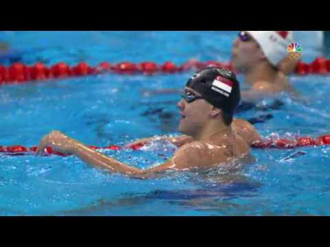 Olympic Swimming 2016 - Highlights of NBC 4K coverage - Rich Burk & Brendan Hansen