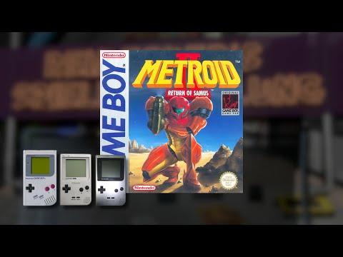 Gameplay : Metroid II: Return of Samus [Gameboy]