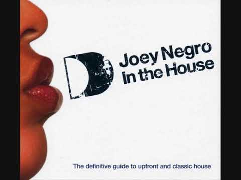 Joey Negro ‎In The House - CD1