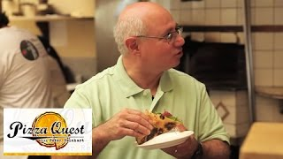 Pizza Quest with Peter Reinhart, Antica Pizza Bianca