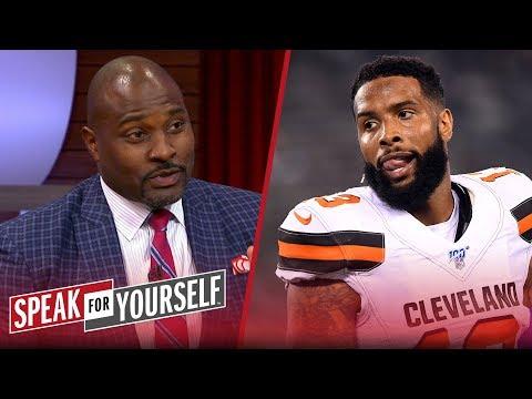 Browns 'absolutely' should want Odell Beckham Jr. back — Marcellus | NFL | SPEAK FOR YOURSELF