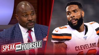 Browns 'absolutely' should want Odell Beckham Jr. back - Marcellus | NFL | SPEAK FOR YOURSELF