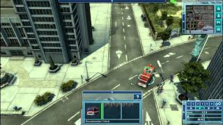 Emergency 2012 Gameplay: Mission 9: Nuclear disaster in Frankfurt - Part 1