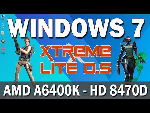 Windows 7 Lite OS