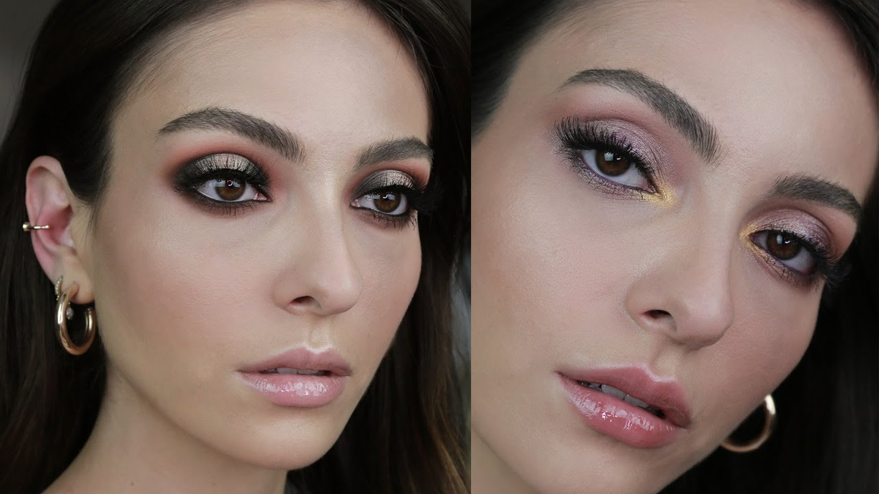 Beauty Creations first impression & 3 Looks | Anna Sarelly